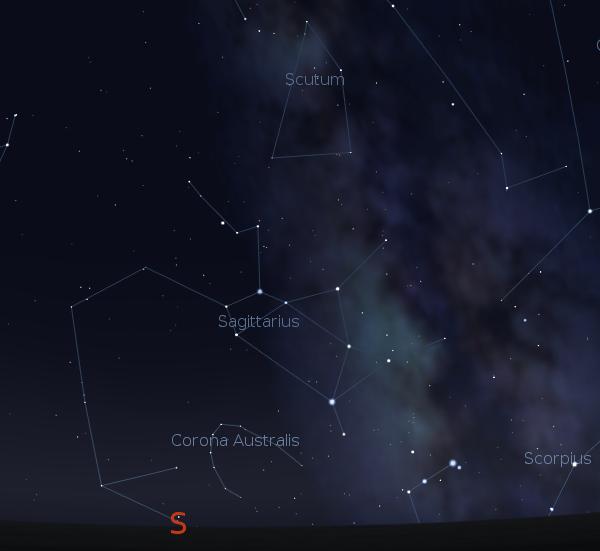 Sagittarius Constellation The Constellations