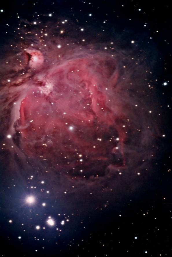 Great Orion Nebula by Scott Anttila