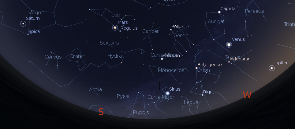 which planets are visible tonight - 964×423