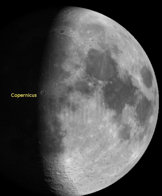 Crater Coppernicus