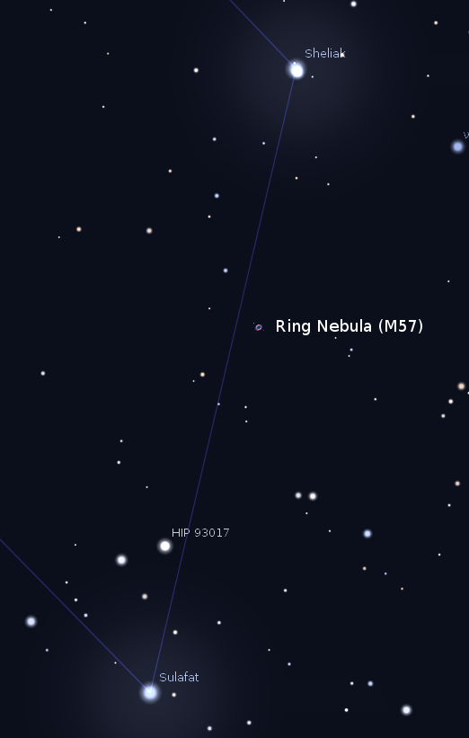 ring nebula find in arizona -#main