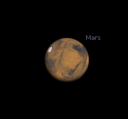 mars planet appearance - photo #17