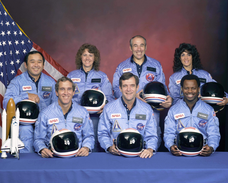 space shuttle astronauts - photo #35