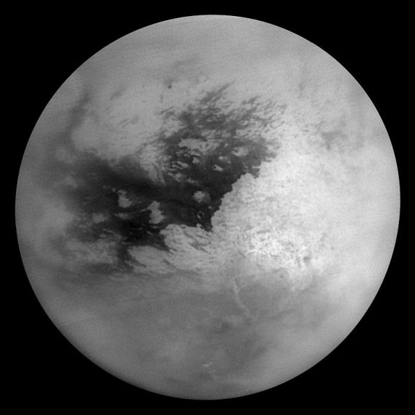 Titan in the infrared