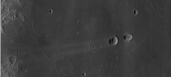 Messier Craters