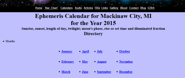 Mackinaw City Header