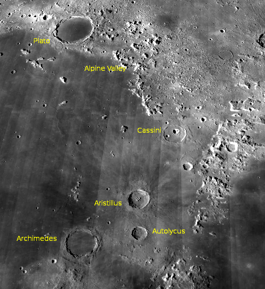 LRO view of the area