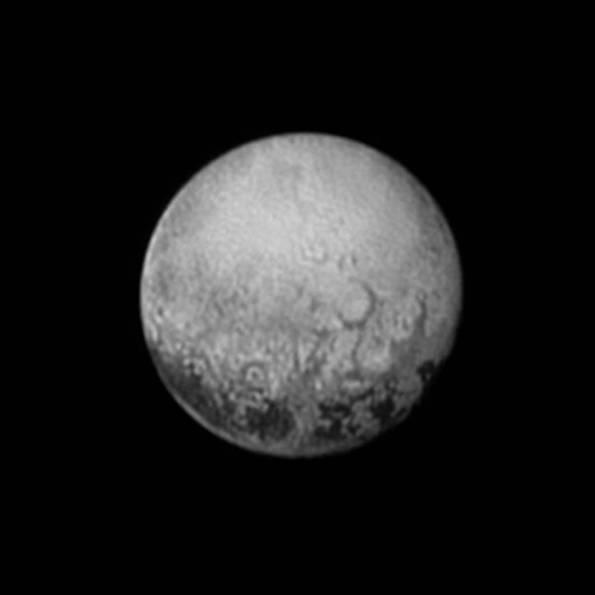 Pluto July 11.