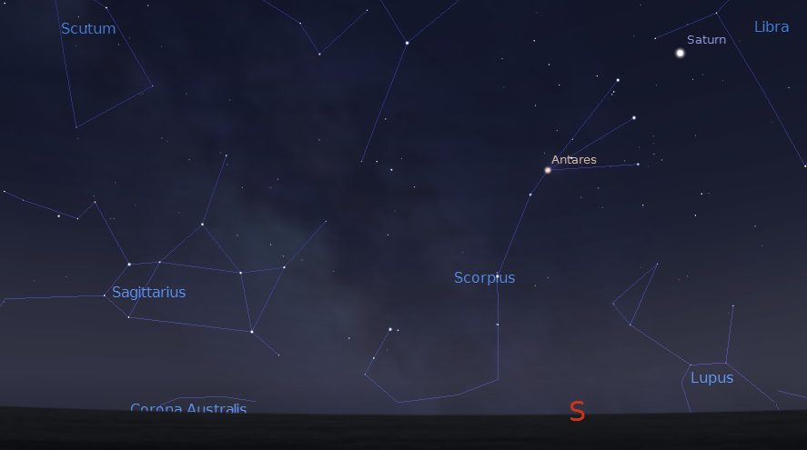 07/15/2015 – Ephemeris Venus And Jupiter Are Dipping Lower In The West  Bob Molers