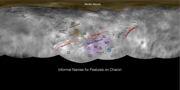Annotated Charon Map