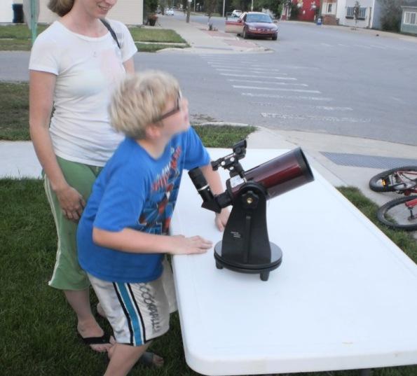 StarMax TableTop telescope