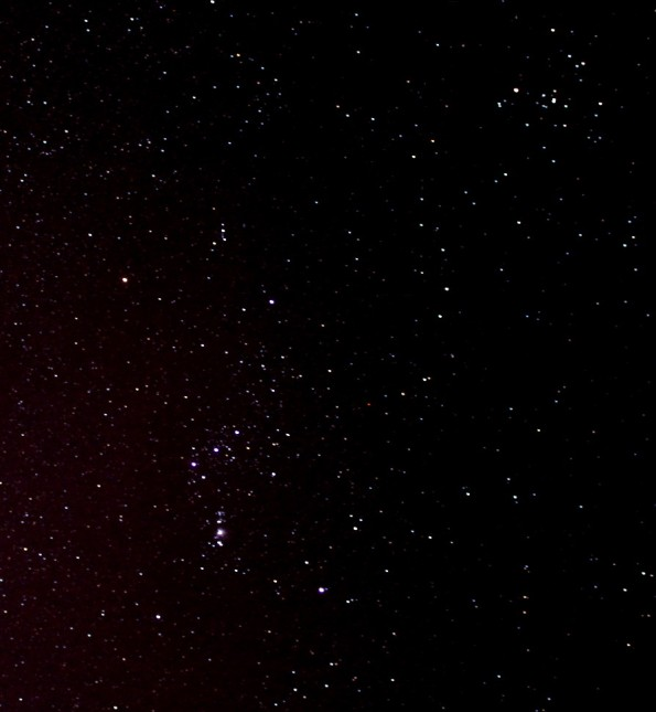 Orion photograph