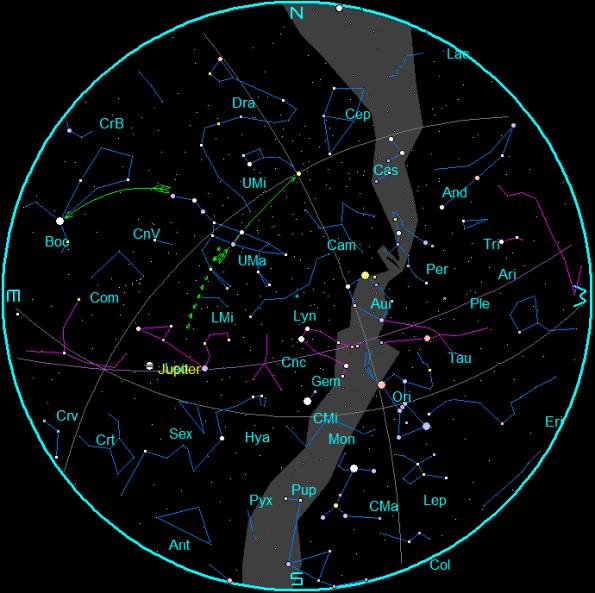 03/01/2016 – Ephemeris – Previewing March skies | Bob ...