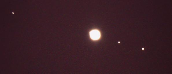 Jovian Moons | Bob Moler's Ephemeris Blog