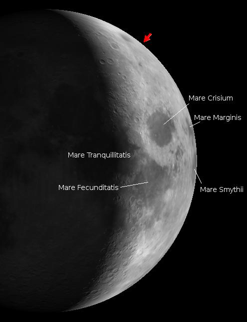 Moon April11, 2016