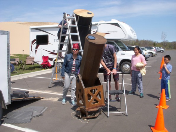 Star party telescopes
