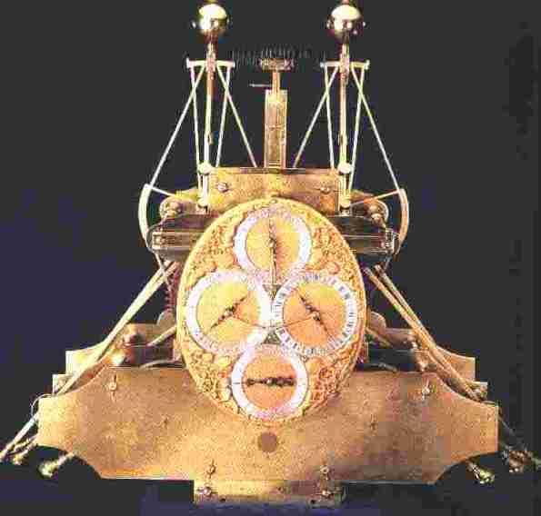 Harrison's H1 Chronometer