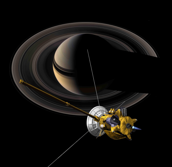 Cassini Spacecraft
