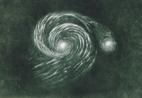 M51 drawing