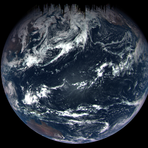 Earth flyby