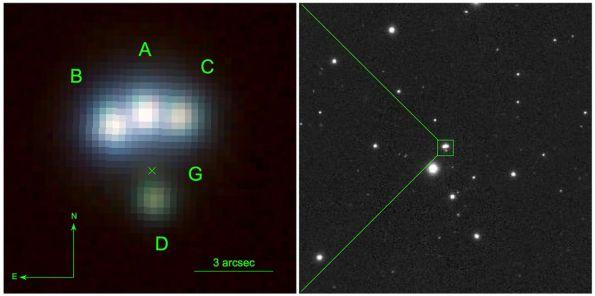 Panstarrs_quadruple_quasar