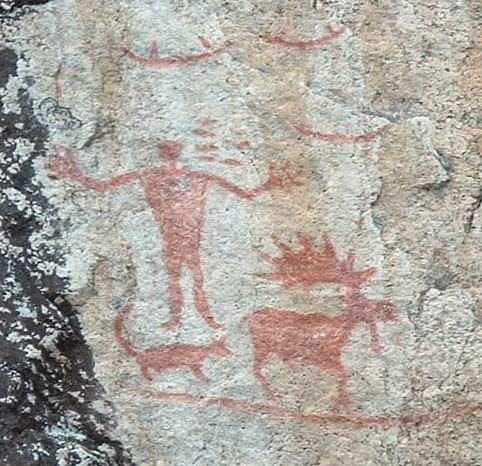 North Hegman Lake Pictographs