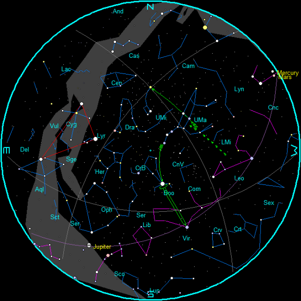 05/31/2019 – Ephemeris – Previewing June skies | Bob Moler's
