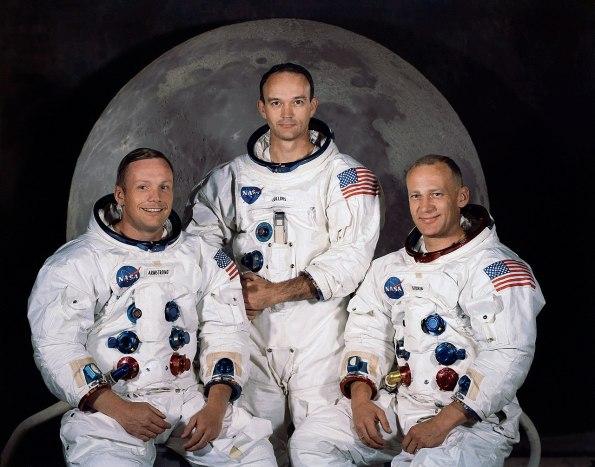 Crew of Apollo 11
