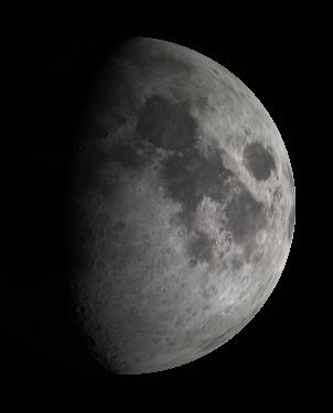 Binocular Moon