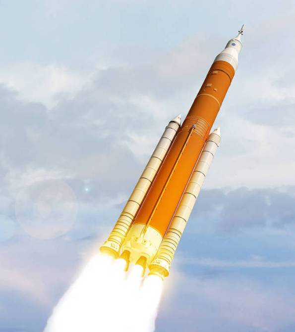 Space Launch System Block 1b
