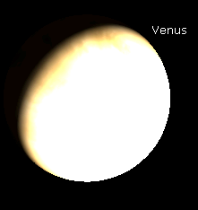 Really enlarged Venus