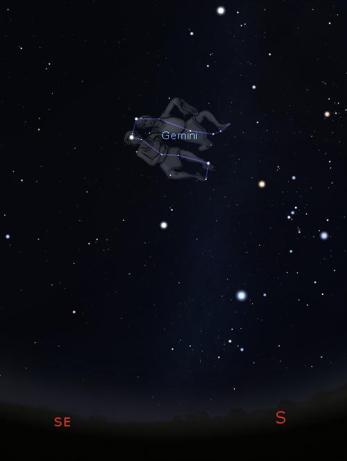 Gemini finder