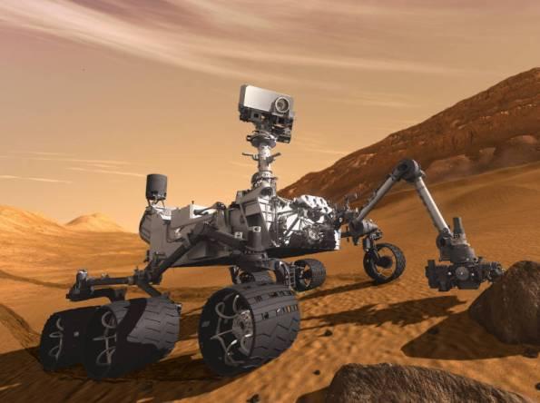 "Mars 2020 ""Endurance"" Rover"
