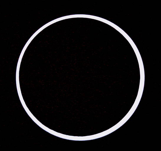 Annular eclipse May 10 1994