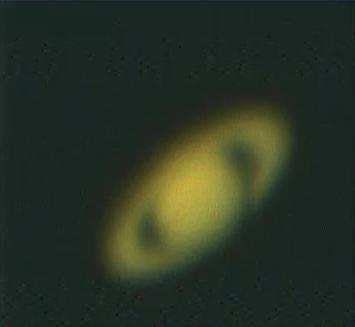 Saturn by Jerry Dobek