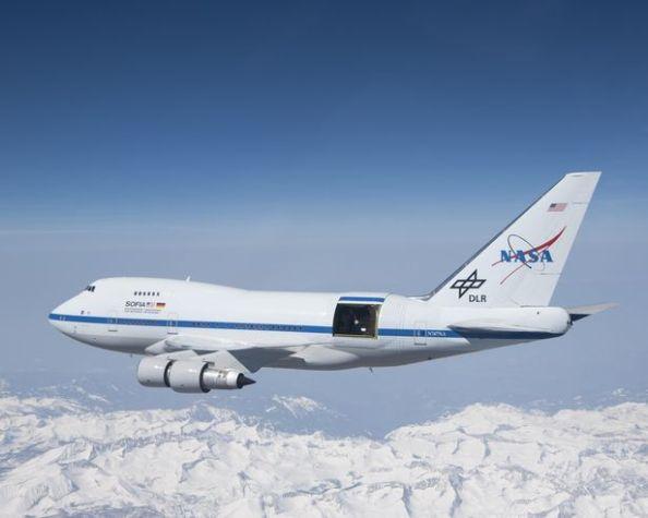 Sophia Airborne Observatory