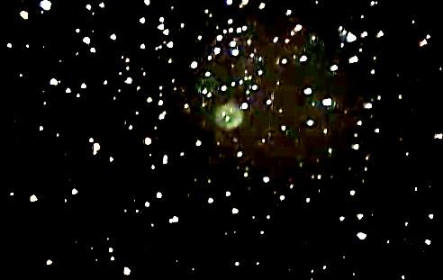 M46 with planetary nebula