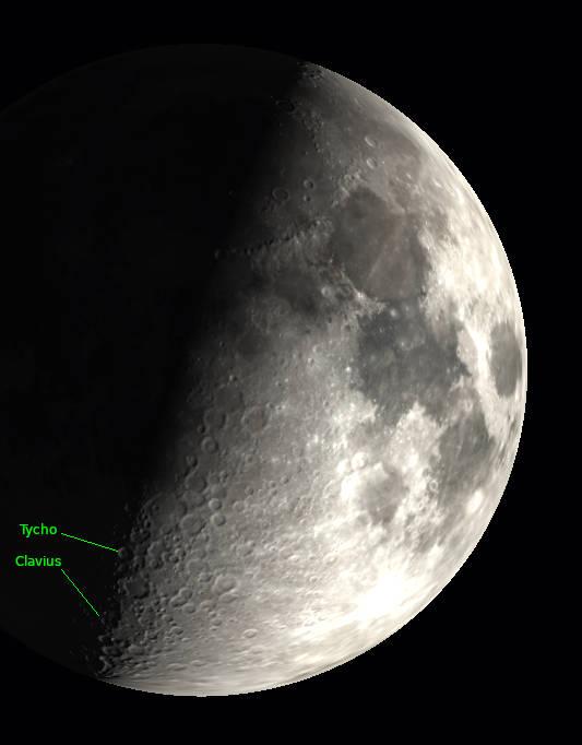 Telescopic Moon